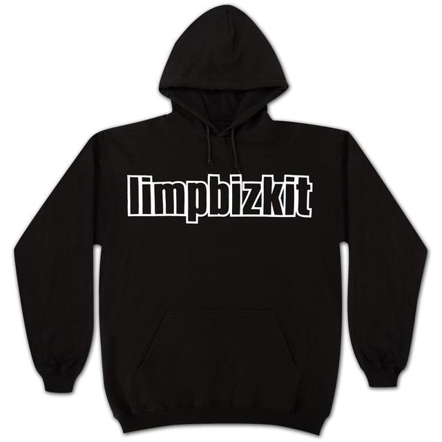Limp Bizkit Logo Pullover Hoodie