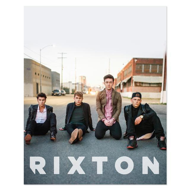 Rixton Poster