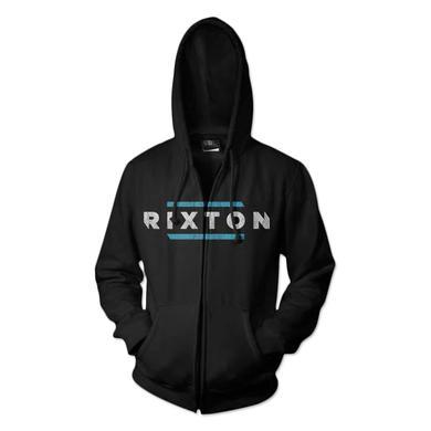 Rixton Logo Zip Hoodie