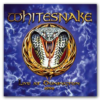 Frontiers Records - Whitesnake - Live At Donington 1990 CD