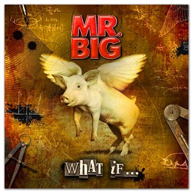 Frontiers Records - Mr. Big - What If... CD