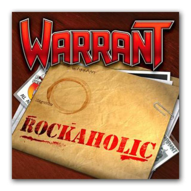 Frontiers Records - Warrant - Rockaholic CD