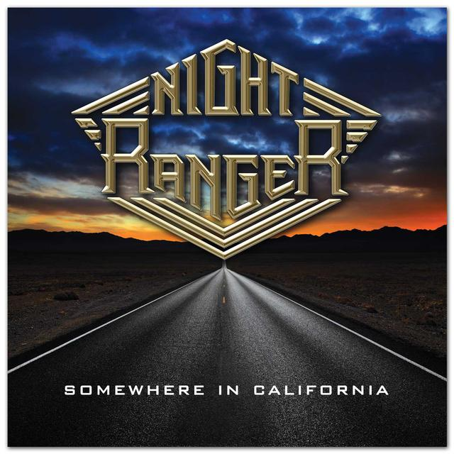 Frontiers Records - Night Ranger - Somewhere In California CD
