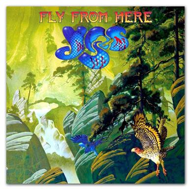 Frontiers Records - Yes  - Fly From Here CD
