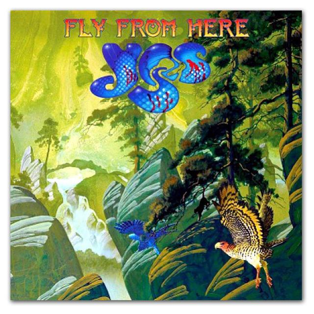 Frontiers Records - Yes - Fly From Here Deluxe CD/DVD