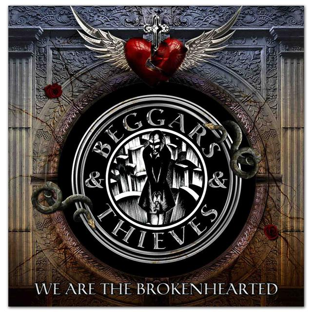 Frontiers Records - Beggers & Thieves  - We Are The Brokenhearted CD