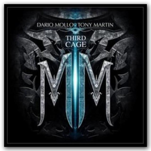 Frontiers Records  - Dario Mollo/ Tony Martin - The Third Cage CD