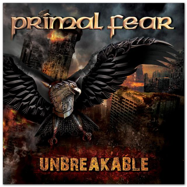 Frontiers Records - Primal Fear  - Unbreakable CD
