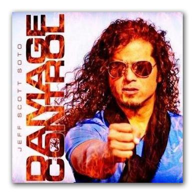 Frontiers Records - Jeff Scott Soto  - Damage Control CD