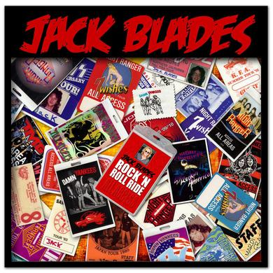 Frontiers Records - Jack Blades - Rock N' Roll Ride CD