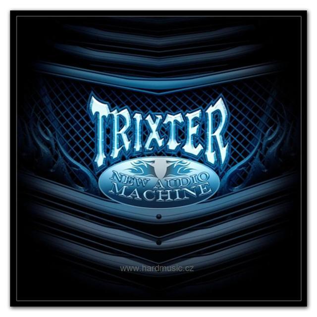 Frontiers Records - Trixter  - New Audio Machine CD