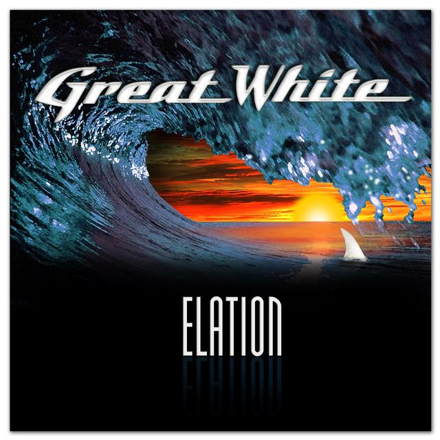 Frontiers Records - Great White - Elation CD