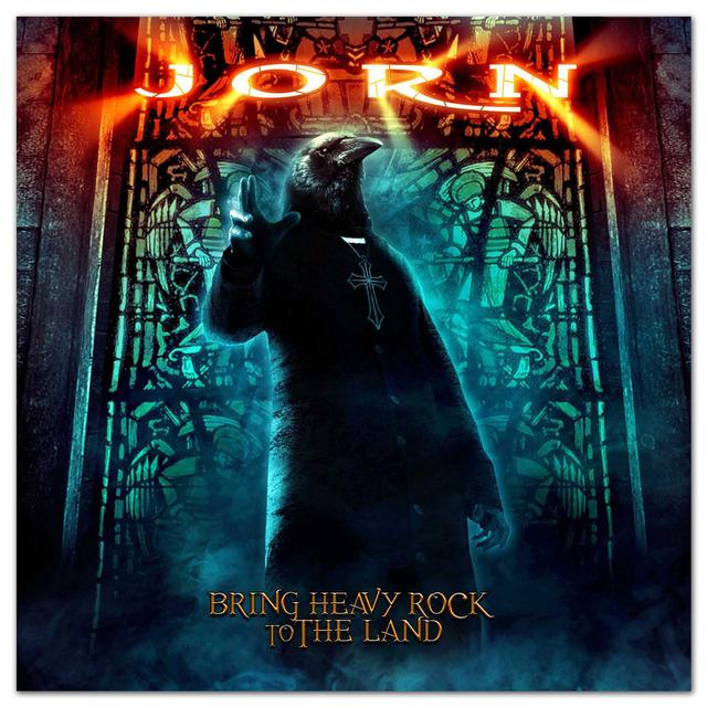 Frontiers Records - Jorn - Bring Heavy Rock To The Land CD