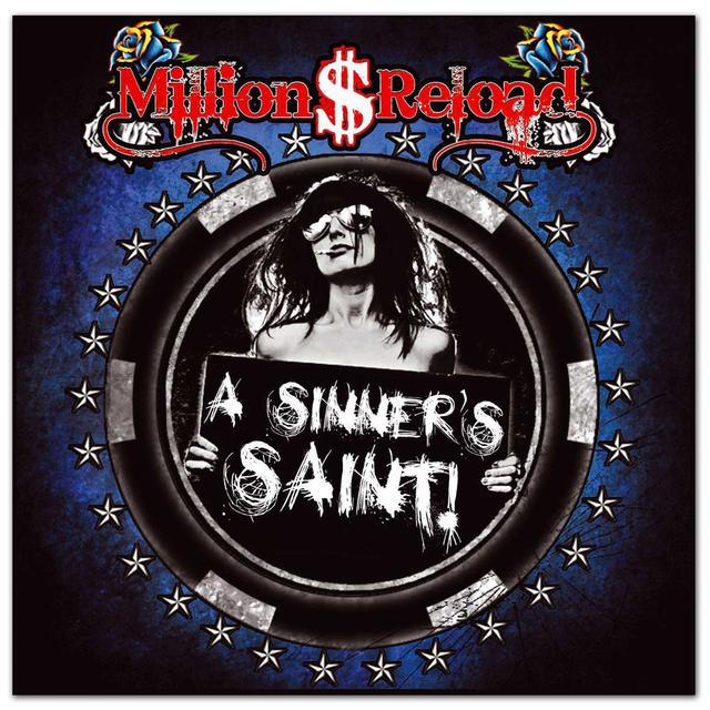 Frontiers Records - Milion Reload  - A Sinner's Saint CD