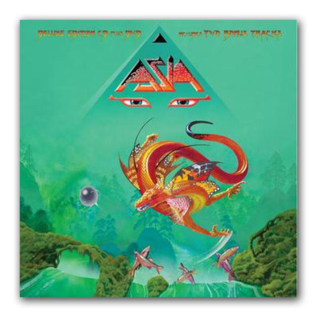 Frontiers Records - Asia - XXX Deluxe CD/DVD