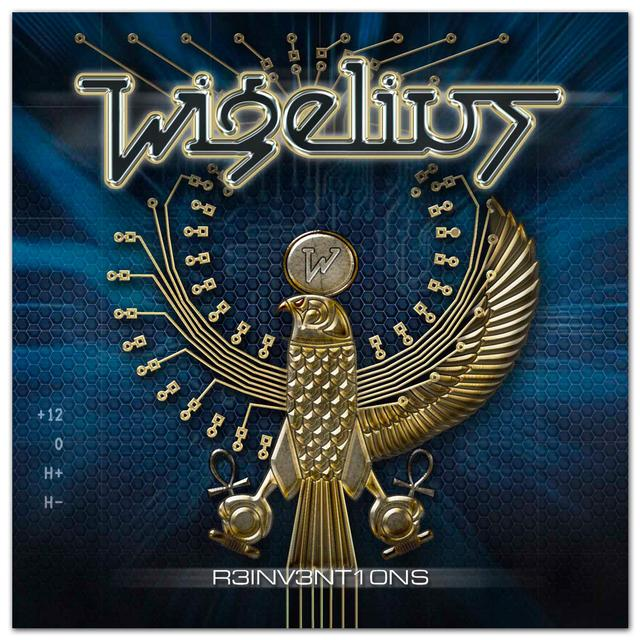 Frontiers Records - Wigelius - Reinventions CD