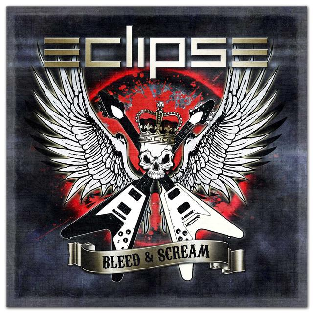 Frontiers Records - Eclipse - Bleed and Scream CD