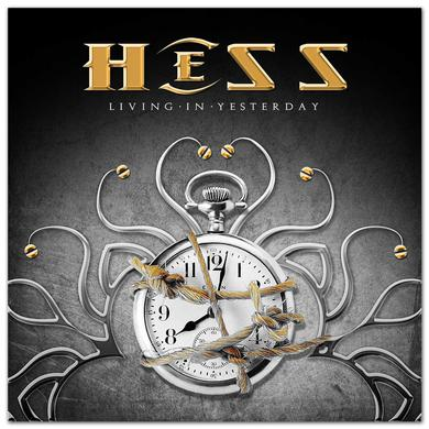 Frontiers Records - Hess - Living In Yesterday CD