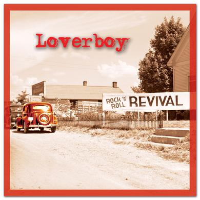 Frontiers Records - Loverboy  - Rock N' Roll Revival CD
