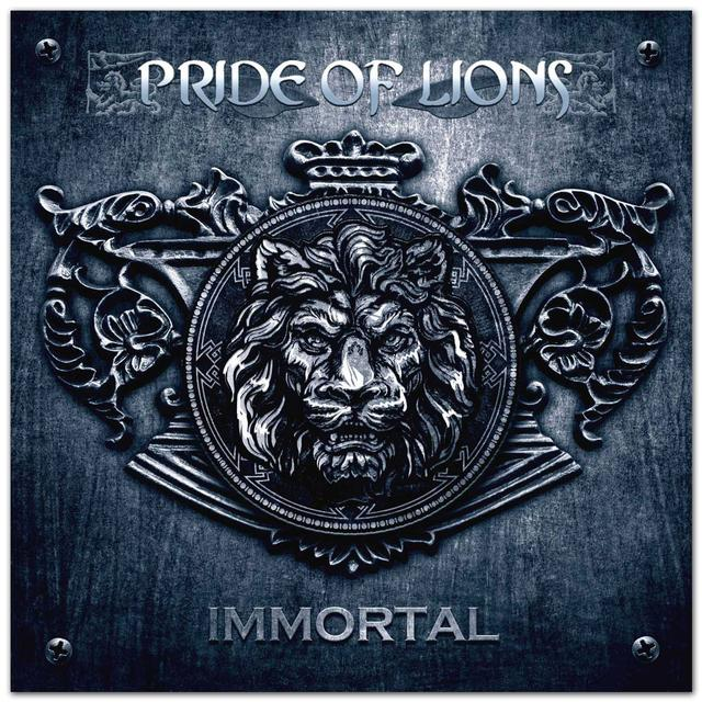 Frontiers Records - Pride of Lions  - Immortal CD