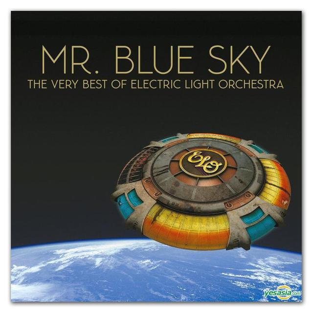 Frontiers Records - Electric Light Orchestra  - Mr. Blue Sky: The Very Best... CD