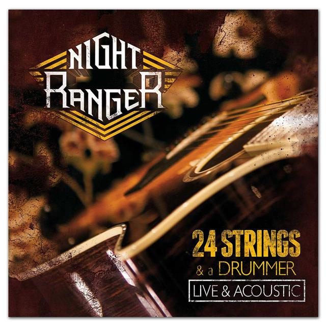 Frontiers Records - Night Ranger - 24 Strings & A Drummer CD/DVD