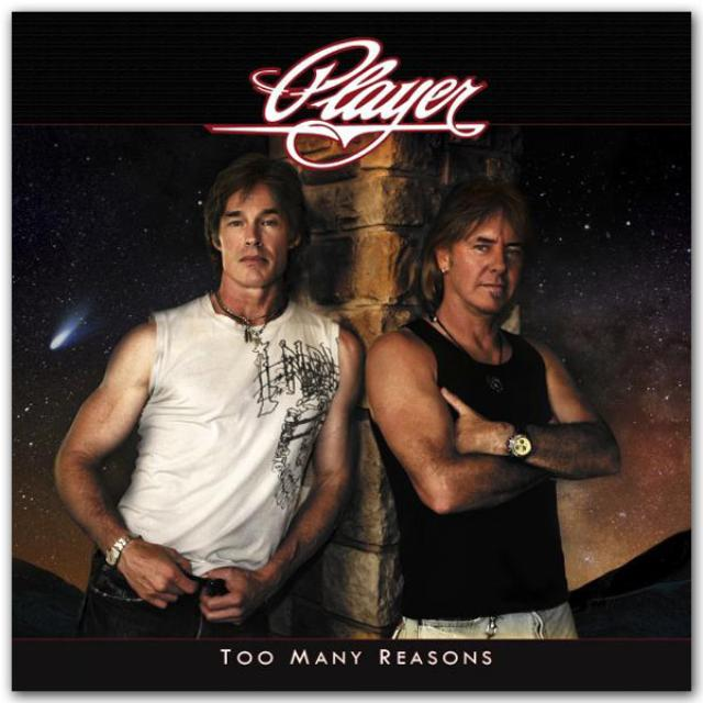 Frontiers Records - Player  - Too Many Reasons CD