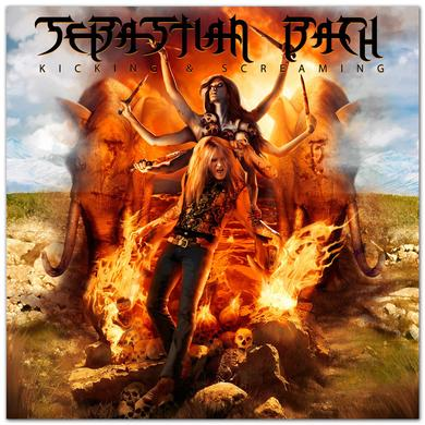 Frontiers Records - Sebastian Bach  - Kicking & Screaming CD