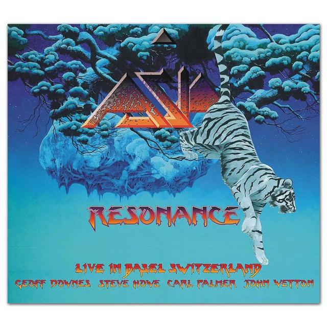 Frontiers Records - Asia - Resonance CD