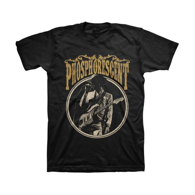 Phosphorescent Mic Grab Tee