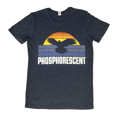 Phosphorescent Eagle Sunrise Tee