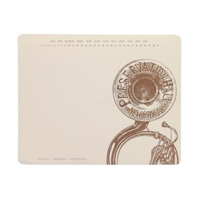 "Preservation Hall Jazz Band The ""Mousepad Notepad"""