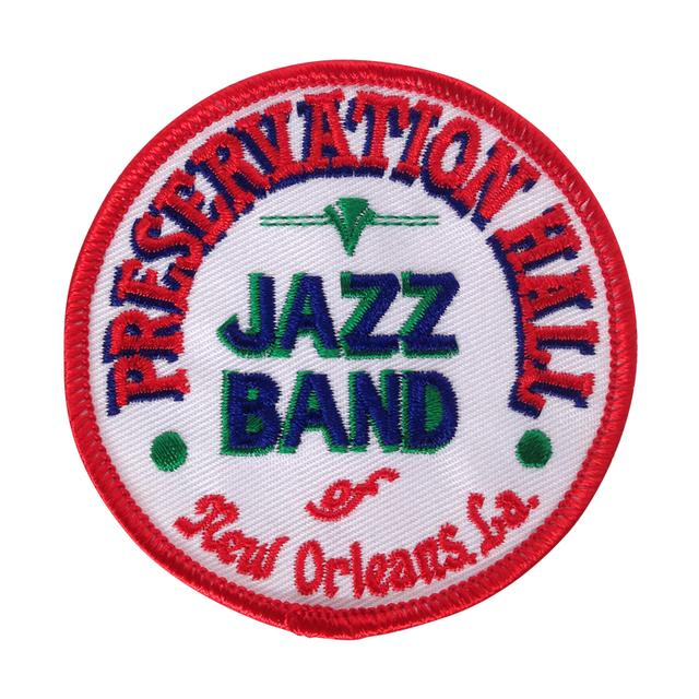 Preservation Hall Jazz Band PHJB Patch