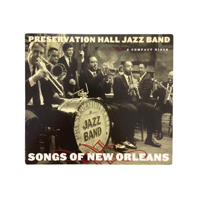 Preservation Hall Jazz Band Songs of New Orleans (2 CD Set)