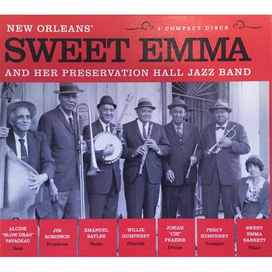 Sweet Emma and Her Preservation Hall Jazz Band (2 CD Set)