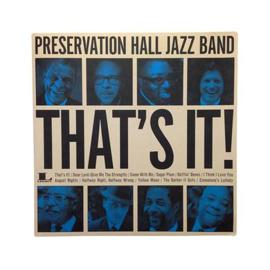 Preservation Hall Jazz Band That's It! Vinyl