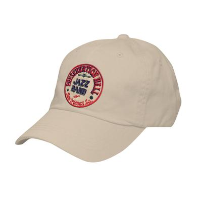 Preservation Hall Jazz Band Logo Embroidered Hat