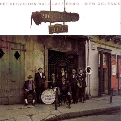 Preservation Hall Jazz Band New Orleans, Volume 1 CD