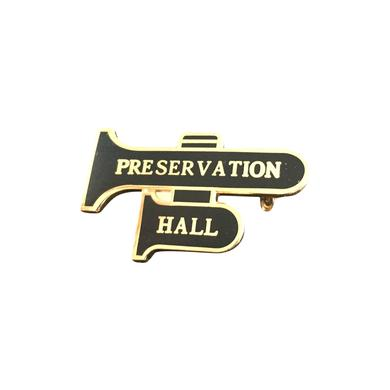 Preservation Hall Jazz Band Venue Sign Lapel Pin