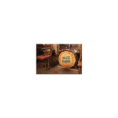 Preservation Hall Jazz Band Bandstand Magnet