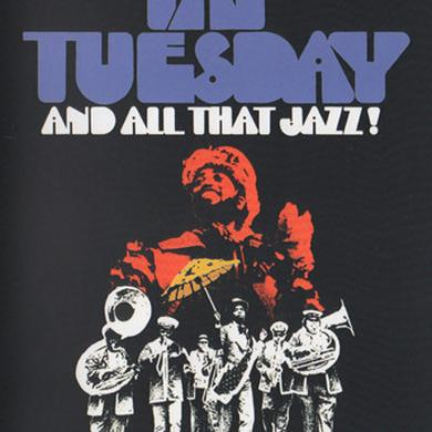 Preservation Hall Jazz Band Fat Tuesday All That Jazz: The Mardi Gras Dance Musical DVD