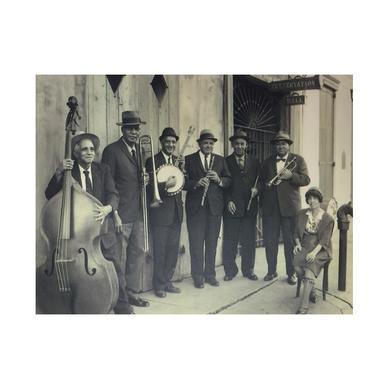 Preservation Hall Jazz Band Sweet Emma Greeting Card