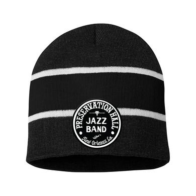 Preservation Hall Jazz Band Black PHJB Beanie