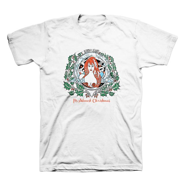 Jenny Lewis It's Almost Christmas Unisex Tee