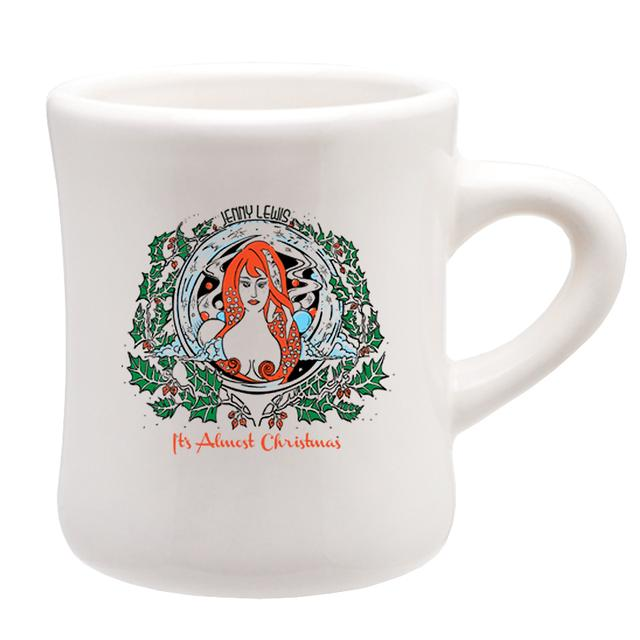 Jenny Lewis It's Almost Christmas Mug
