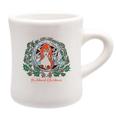 Jenny Lewis It's Almost Christmas Mug