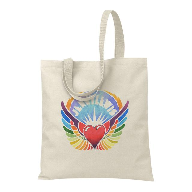Jenny Lewis Heart Tote Bag