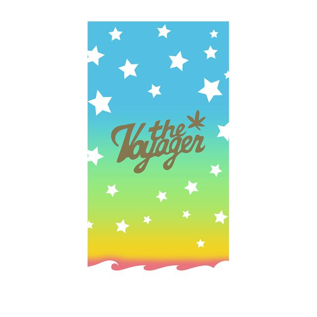 Jenny Lewis Voyager Beach Towel