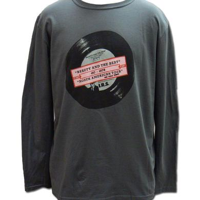 The Go-Go's Long Sleeve Vinyl Tee