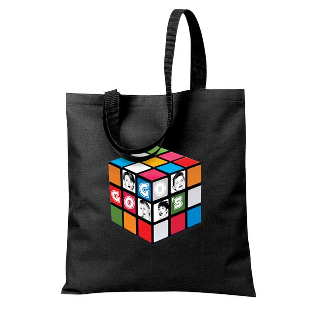 The Go-Go's Rubik Tote Bag